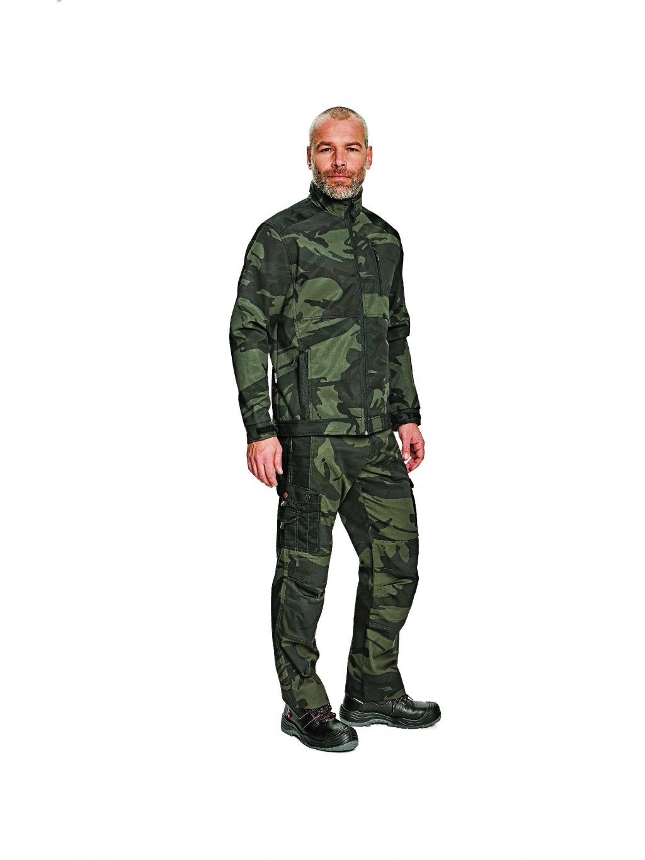 Nohavice maskáčové Crambe  9abe52a493