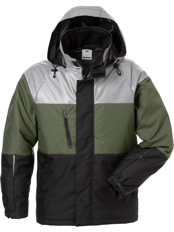127562 zimná pracovná bunda Fristads