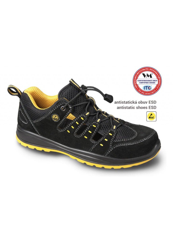 b5d2e40e1 Profesionálna pracovná obuv | DUAL BP
