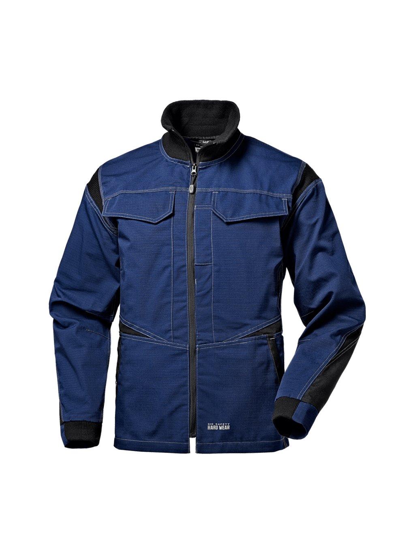 industrial modra blúza 31103B