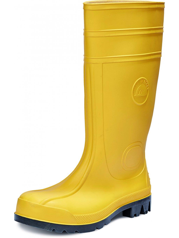 02040106 BC BOOTS yellow CERVA 042017 8564
