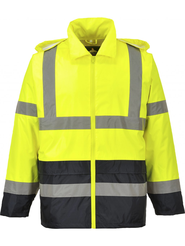 03fa6a2fb Reflexná bunda do dažďa | DUAL BP