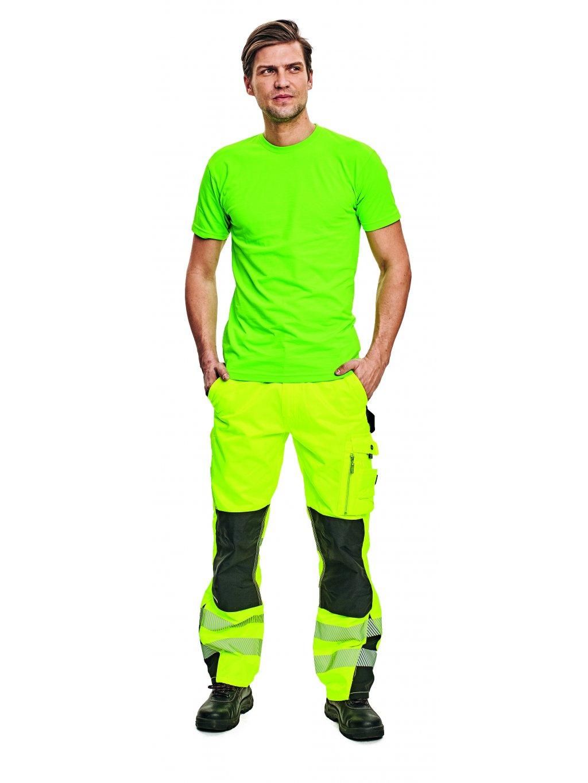 03040056 TEESTA fluorescent green CERVA 2015 BREZEN 21070