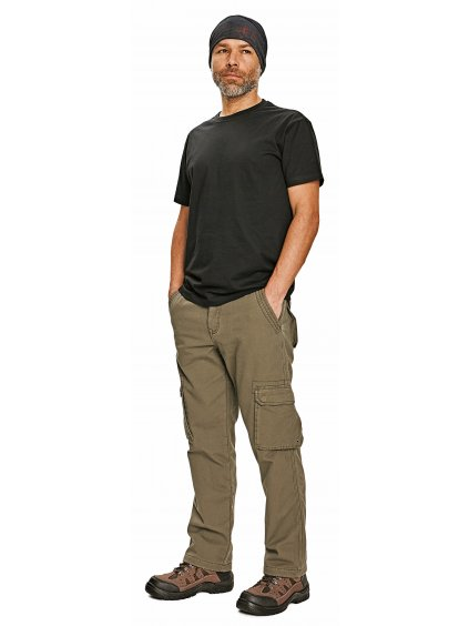 03020253 RAHAN BONDED TROUSERS OLIVE (9)x