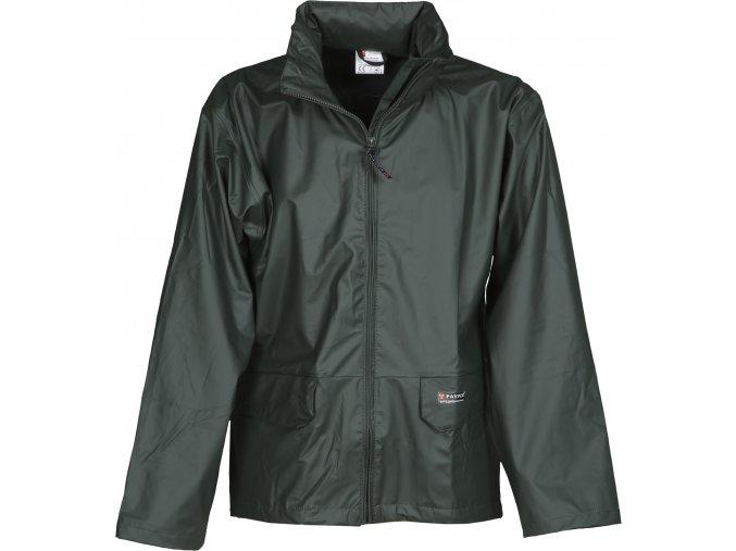 dry jacket zelená
