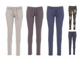 College dámske pracovné úpletové nohavice