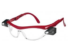 svietiace okuliare