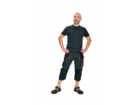 03020131 EMERTON 3 4 TROUSERS BLACK (1)